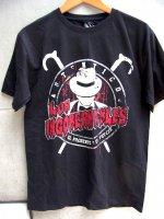 ルチャリブレ Tシャツ [インゴベルナブレス・メヒコ ブラック] Lサイズ