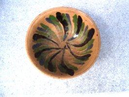 オアハカ 陶器 ボウル [ブラウン] ビンテージ