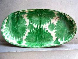 オアハカ 陶器 ドリップウェア [トレンチ バテア グリーン] ビンテージ