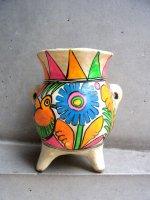 ゲレーロ アメヤルテペク 陶芸  [聖杯 サングリア 壺] ビンテージ