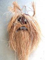 タスコ マスク シュロの仮面 [ブラウン] ビンテージ