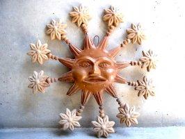 プエブラ マタモロス 陶芸 [ソル 太陽 ]  ビンテージ