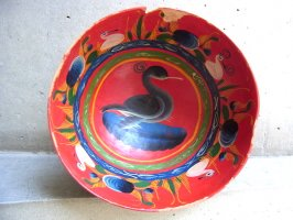 ゲレーロ ヒカラ メスカル  [湖の水鳥] ビンテージ