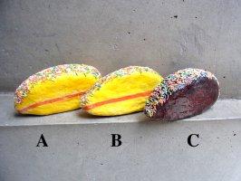 パペルマチェ 張子 オモチャ [ドーナッツ その2]  玩具