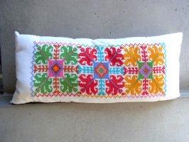 イダルゴ 刺繍 クッション  [ロング] テキスタイル