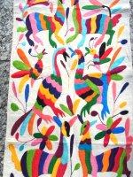 オトミ 刺繍 ファブリック  [テーブルライナー 94cm]