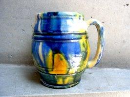 オアハカ 陶器 ドリップウェア [マグ カップ] ビンテージ