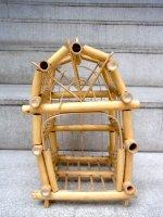 オアハカ トラコルーラ ハウラ [竹の鳥かご 開放 32cm]