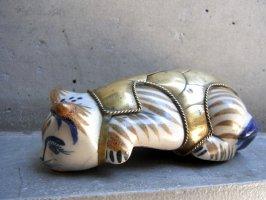 トナラ 陶芸品  [ネコ ] ビンテージ