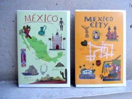 グリーティングカード マリナルコ [メキシコ&シティ] レターセット