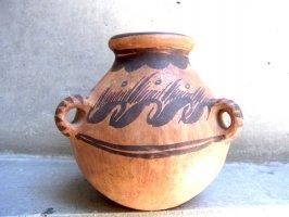 チアパス 壺 土器  [オジャ]  ビンテージ