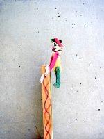 グアナファト 郷土玩具 [サーカス 鉄棒 その2] フォークアート
