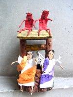 ボノラ パペルマチェ   [井戸の天使と悪魔]  オアハカ