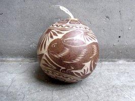 オアハカ ヒカラ ひょうたん  [ペロータ ウサギとハチドリ] ピノテパ