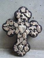 ミラグロ クロス 十字架  [ロマーナ ブラックその2] Mサイズ
