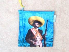 メキシコ 革命家 ポーチ ウォレット [サパタ]