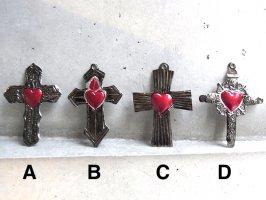 クロス 十字架 オハラタ [ブリキ コラソン その2]