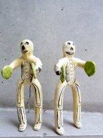フランシスコ・フローレス 陶人形  [カラベラ シンバル] ビンテージ