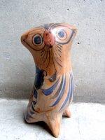 トナラ 陶芸 ブルニード  [フクロウ] ビンテージ