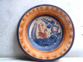 トナラ 陶芸 ブルニード プレート [32cm 飾り皿] ビンテージ