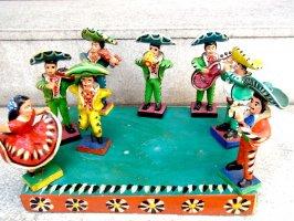 グアダラハラ 陶芸  [オルテガ・メドラーノ サパテロと楽団 ] ビンテージ