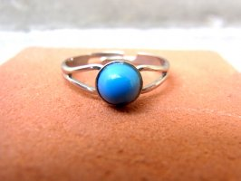リング 指輪  [ターコイズ ペロタ] アルパカ