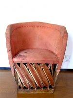 グアダラハラ [エキパルチェア  豚皮椅子 その1]  展示品