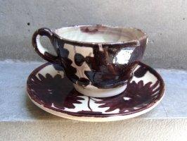 オアハカ 陶器 ドリップウェア [カップ&ソーサー] ビンテージ