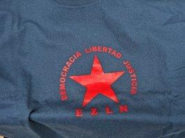 サパティスタ EZLN Tシャツ [エストレージャ] 5カラー