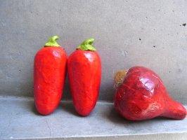パペルマチェ 張子 オブジェ [チレとアホ]  玩具