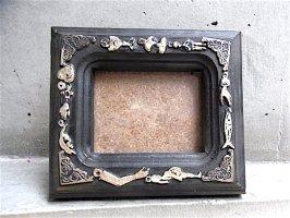 ミラグロ フレーム  [チャコールブラック 14cm]