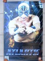 ルチャリブレ ポスター  [アトランティス] CMLL