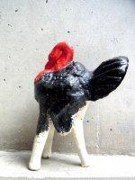 トナラ サンタクルス 陶芸  土笛 [七面鳥]  ビンテージ