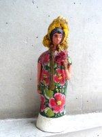 オアハカ 陶人形  [フチタンのフィエスタ] ビンテージ