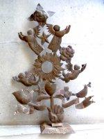 オアハカ ブリキオーナメント [サレイ工房 天使のツリー ] ビンテージ
