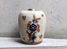 トナラ 陶器 花瓶 [一輪挿し 14cm]