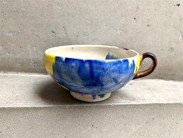 オアハカ 陶器 ドリップウェア [四色柄 コーヒーカップ] ビンテージ