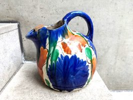 オアハカ 陶器 ドリップウェア [ジャグポット 花器] ビンテージ