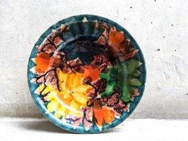 オアハカ 陶器 ドリップウェア [スープディッシュセット] ビンテージ