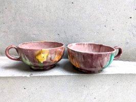 オアハカ 陶器 ドリップウェア [ティーカップ 2Pセット] ビンテージ