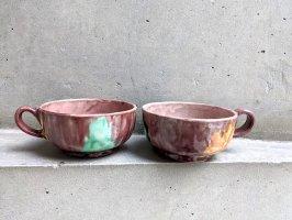 オアハカ 陶器 ドリップウェア [ティーカップ 2Pセット その2] ビンテージ