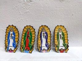 ボノラ アート [聖母グアダルーペ] マグネット