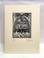 Edith Chavez エディス・チャベス-El Altar /「祭壇」<img class='new_mark_img2' src='https://img.shop-pro.jp/img/new/icons13.gif' style='border:none;display:inline;margin:0px;padding:0px;width:auto;' />