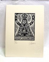 Edith Chavez エディス・チャベス-La Soledad /「ラソレダーの聖母」<img class='new_mark_img2' src='https://img.shop-pro.jp/img/new/icons13.gif' style='border:none;display:inline;margin:0px;padding:0px;width:auto;' />
