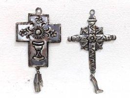 クロス 十字架 オハラタ [ミラグロ チャーム その2] オーナメント