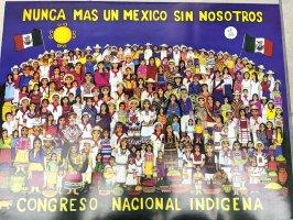 EZLN サパティスタ ポスター [インディへナ]