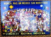 サパティスタ EZLN ポストカード アウロラ [インディヘナ]