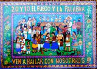 サパティスタ EZLN ポストカード アウロラ [20 y 10]