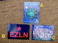 サパティスタ EZLN ステッカー スモールサイズその2