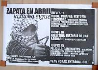 サパティスタ EZLN ポスター アート [チャビート]  アリシア